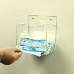 Face mask dispenser